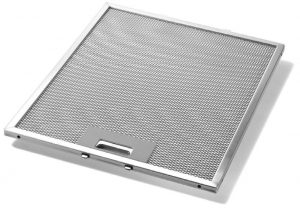 Aluminium washable hood filter