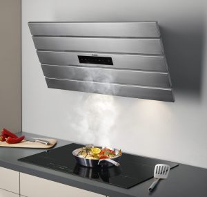 Elegant and powerfull cooker hood