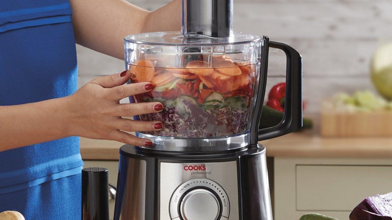 Blender Food Processor Combo Cooks
