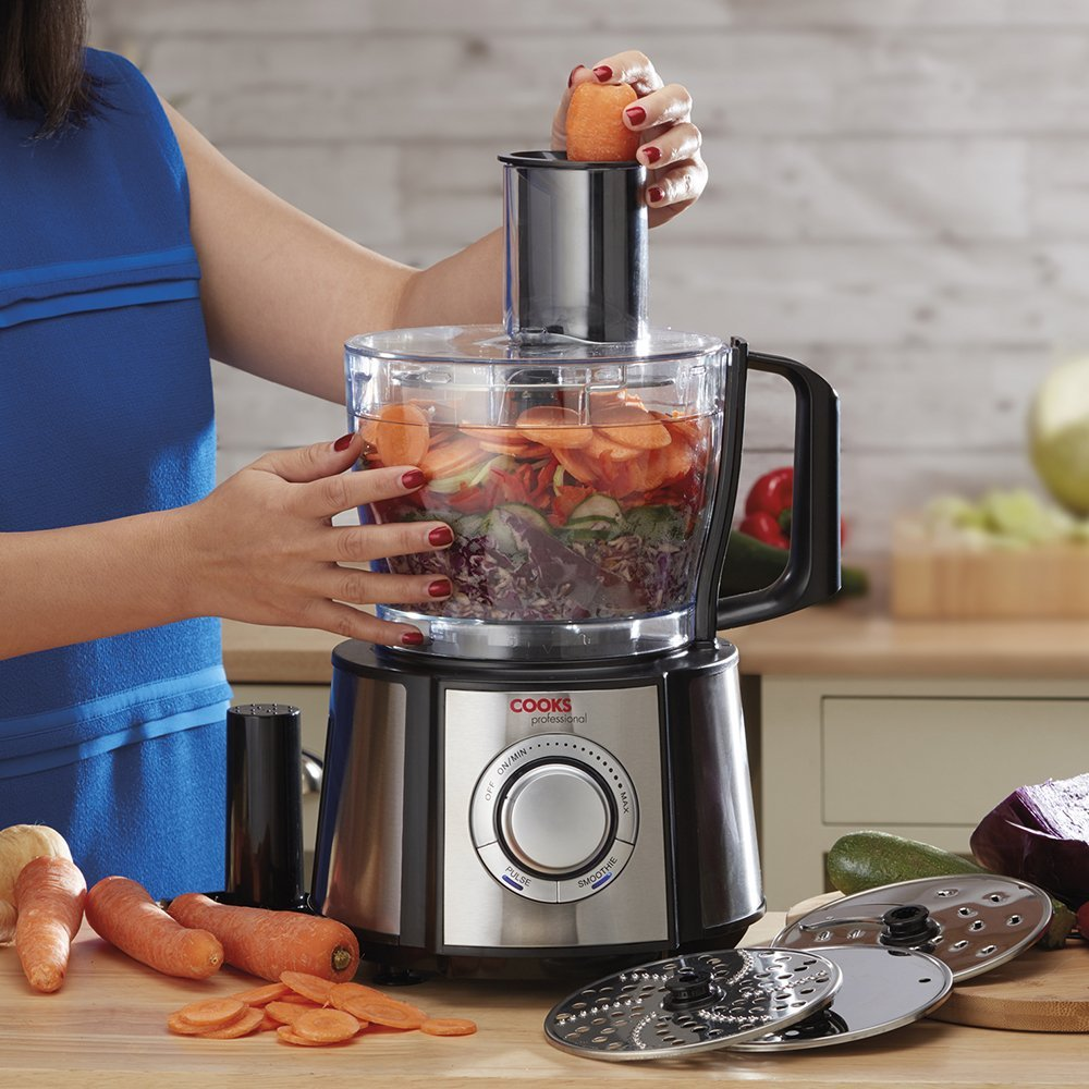 How To Choose The Best Food Processor For Your Kitchen