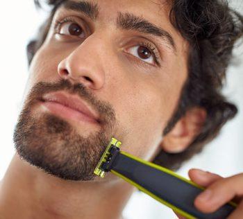 Quality facial hair trimmer