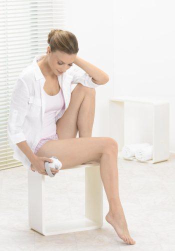 Effective anti cellulite massage device
